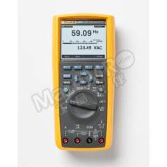 福禄克 真有效值电子记录万用表 F289C 交流电压量程:1000V 交流电流量程:10A  个