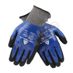 代尔塔 DELTAnocut®丁腈3/4涂层防割手套 202017 防割等级 副