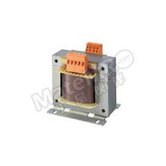 ABB 导轨安装元器件 TM-I 200/115-230 P 重量:3.2kg 初级电压:AC230V/400V 外形尺寸(高×宽×深):89×100×90mm 额定容量:200VA  个