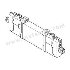 费斯托 VUVG系列电磁阀 VUVG-B10-T32C-MZT-F-1R8L 接电方式:M型插座式 电压:DC24V  个