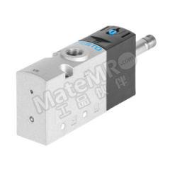 费斯托 VUVS系列电磁阀 VUVS-L20-M32C-AZD-G18-F7-1C1 电压:DC24V 接口:G1/8  个