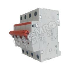ABB SD200系列小型隔离开关 SD204/80 极数:4P 额定电压:AC440V 额定电流:80A  个