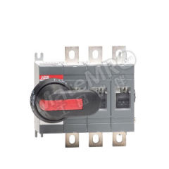 ABB OT系列隔离开关 OT200ES30 极数:3P 额定电压:AC690V 额定电流:200A  个