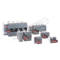 ABB OS隔离开关熔断器组 OS250D04FP 极数:4P 额定电压:AC690V 额定电流:250A  个