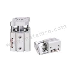 SMC CQM系列导杆型薄型气缸 CDQMA63-45 是否附磁石:是  个
