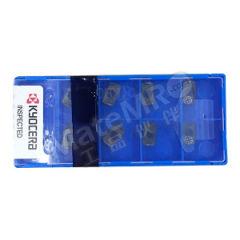 京瓷 LOGU铣刀片 LOGU030310ER-GM PR1525 刀具材质:硬质合金 刀尖圆弧半径:1mm  盒