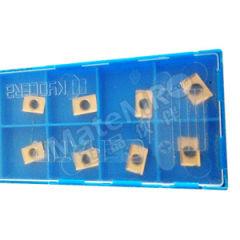 京瓷 NDMM铣刀片 NDMM090204ER-SP PR730 刀尖圆弧半径:0.4mm  盒