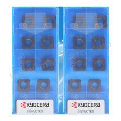 京瓷 SEKW铣刀片 SEKW120304TN PR1225 刀具材质:硬质合金 刀尖圆弧半径:0.4mm  盒
