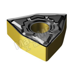 京瓷 WNMG车刀片 WNMG06T304-HQ TN60 适用工艺:精~半精加工  盒