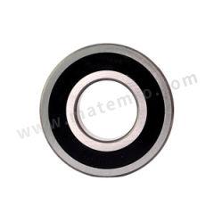 瓦轴 深沟球轴承 6316-2RS/C3Z1 保持架材质:冲压钢板 套圈形状:圆柱孔 密封防尘形式:双面接触式密封圈(胶盖) 滚动体列数:单列 宽度:39mm 内径:80mm 外径:170mm  个
