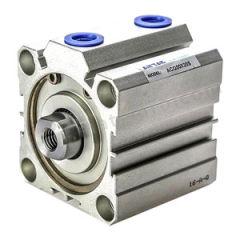 亚德客 ACQ系列超薄气缸 ACQ20×25S 是否附磁石:是  个