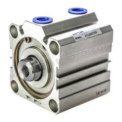 亚德客 ACQ系列超薄气缸 ACQ12×60 是否附磁石:否  个