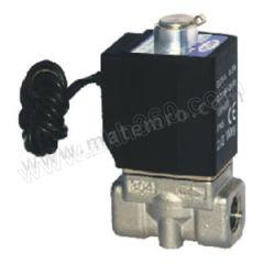 亚德客 2KL系列流体控制阀(直动常开型) 2KL030-06A-I 接口形式:内螺纹 公称直径:3mm 公称压力:30bar  个