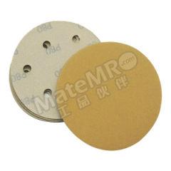 ASTRONTOP SD50背胶砂碟(黄砂) AS-J-SD50-4I0H-180 材质:氧化铝 最小起订量:1 包装数量:100片/盒 粒度:180# 孔数:无  盒