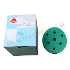 太阳 背胶砂碟 SL-J-2I0H-100 最小起订量:1 材质:皓钢砂 粒度:100# 孔数:无 包装数量:1000片/盒  盒