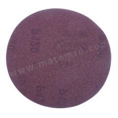 金牛 背胶砂碟(红砂) JN-J-5I5H-180 材质:氧化铝 最小起订量:1 孔数:5孔 包装数量:100片/盒 粒度:180#  盒
