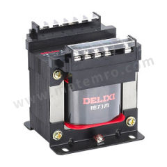 德力西 BK系列控制变压器 BK-15KVA 380V220V/24V 额定电压:AC380V/220V/24V 额定容量:15000VA 外形尺寸(高×宽×深):300mm×390mm×310mm  个