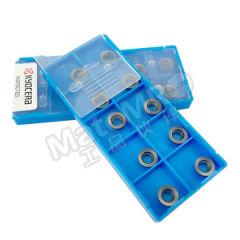 京瓷 RPMT铣刀片 RPMT1204M0EN-Z PG025 刀具材质:硬质合金  盒