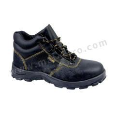 代尔塔 GARGAS2经典系列中帮牛皮安全鞋 301101  双