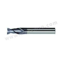 上工 通用型MG标准系列整体硬质合金二刃立铣刀 MG-2EA35M-D6 刃数:2 柄径:6mm 有效刃长:16mm  支
