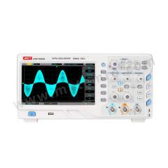 优利德 台式数字存储示波器 UTD7102WG 通道数量:2 采样率:1GS/s(单通道),500MS/s(双通道)  台