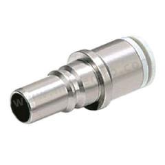 SMC KK系列快换接头直通型连接器插头 KK3P-06H  条