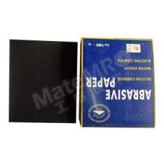 金阳 耐水砂纸 JY-120# 磨料材质:氧化铝 包装数量:100张/包 背基材质:重型纸 规格:230×280mm  包
