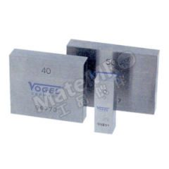 沃戈尔 单支钢制量块(1级) 35 0211450 标称长度系列:14.5mm 级别:1级  个