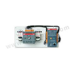 ABB 双电源转换开关 DPT63-CB011 C4 4P  个