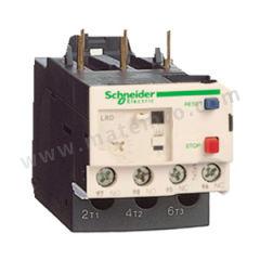 施耐德电气 LRD系列热继电器 LRD02C0.16-0.25A 产品类型:电热式 整定类型:0.16~0.2A  个
