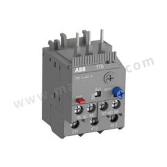 ABB T16系列热过载继电器 T16-3.1 整定类型:2.3~3.1A  台