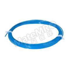 SMC TS系列软尼龙管 TS1075BU-20 材质:PA 长度:20m 颜色:蓝色 内径:7.5mm  卷