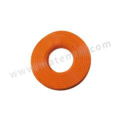 亚德客 US98A系列PU气管 US98A080050100MGE 材质:PU 颜色:橙色 长度:100m 内径:5mm  卷