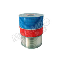 正密 PU气管 PU0425-200M-T 材质:PU 内径:2.5mm 长度:200m  卷