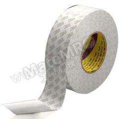 3M 无纺布双面胶带 9080A 短期耐高温:120℃ 长期耐高温:90℃ 长度:50m 厚度:0.15mm  支