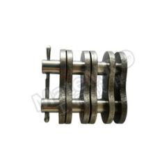 象牌 板式链条接头 LL1244-CL 材质:标准钢  个
