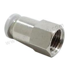 亚德客 PCF系列内螺纹直通管接头(插管-螺纹类) PCF6M5  个