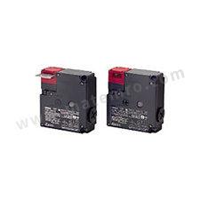 欧姆龙 D4NL系列电磁锁定安全门开关 D4NL-2AFA-B 开关类型:电磁锁定  个