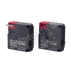 欧姆龙 D4NL系列电磁锁定安全门开关 D4NL-2FFG-B4 开关类型:电磁锁定  个