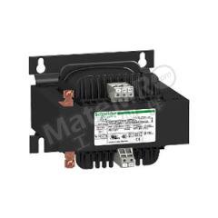 施耐德电气 隔离变压器 ABL-6TS63G 输入信号:AC230V单相,端子:N-L1AC400V相线到相线,端子:L1-L2 输出信号:AC115V 重量:9.8kg 额定容量:630VA 外形尺寸(高×宽×深):152mm×150mm×138mm  个