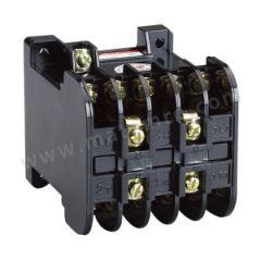 德力西 CDC10系列交流接触器 CDC10-100 127V 辅助触头类型:2NO+2NC 线圈额定控制电压:AC127V 额定工作电流:100A  个