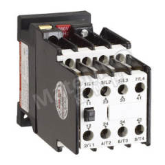 德力西 CJ20系列交流接触器 CJ20-40A 127V 主触头类型:3NO 辅助触头类型:2NO+2NC 额定工作电流:40A 额定工作电压:AC380V  个