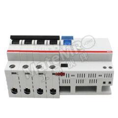 ABB GSH200系列剩余电流动作断路器 GSH204 AC-D63/0.03 脱扣类型:D 极数:4P 分断能力:6kA 额定电压:AC230V/400V 额定电流:63A  个