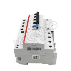 ABB GSH200系列剩余电流动作断路器 GSH204 AC S-C63/0.1 脱扣类型:C 极数:4P 分断能力:6kA 额定电压:AC230V/400V 额定电流:63A  个