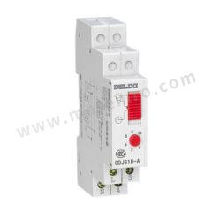 德力西 CDJS18时间继电器 CDJS18 1.5-15min AC24V 额定电流:0.95A 功能:间隔延时  个