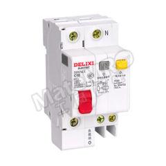 德力西 DZ47sLE小型漏电保护断路器 DZ47sLE 1P+N D 25A 分断能力:6KA 额定电压:AC230V 额定电流:25A  个