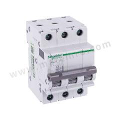 施耐德电气 OSMC系列小型断路器 OSMC32N-B2A/3P 脱扣类型:B 额定电流:2A 额定电压:AC400V  个