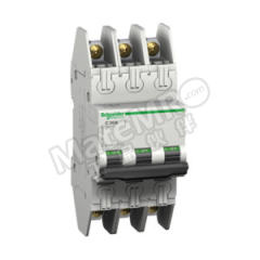 施耐德电气 微型断路器 60276 脱扣类型:C 额定电流:8A 额定电压:AC240V  个