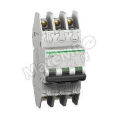 施耐德电气 微型断路器 60273 脱扣类型:C 额定电流:5A 额定电压:AC240V  个