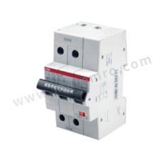 ABB SH200带自恢复过欠压保护微型断路器 SH201-C25NA ARVP 极数:1P+N 脱扣类型:C 额定电压:AC230V/400V 额定电流:25A  个